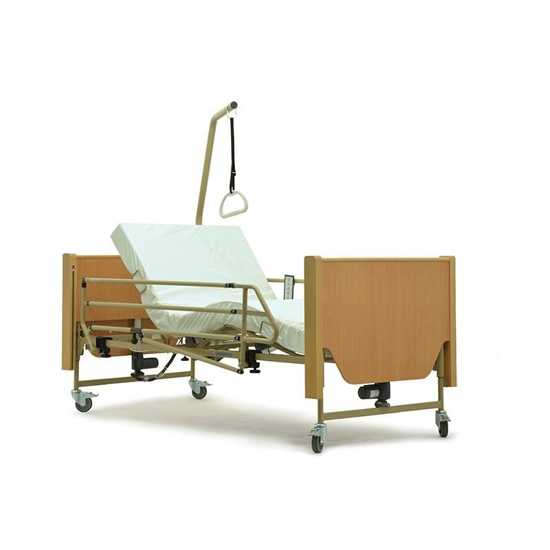 Łóżka, wózki, balkoniki, kule